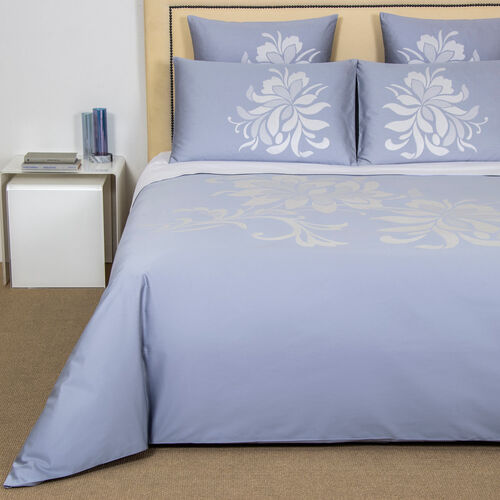 Lotus Flower Duvet Cover Set