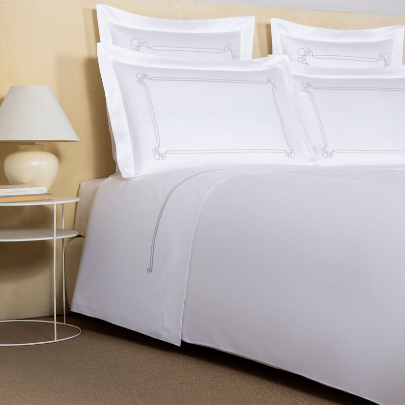 Sirmione Embroidered Duvet Cover Set