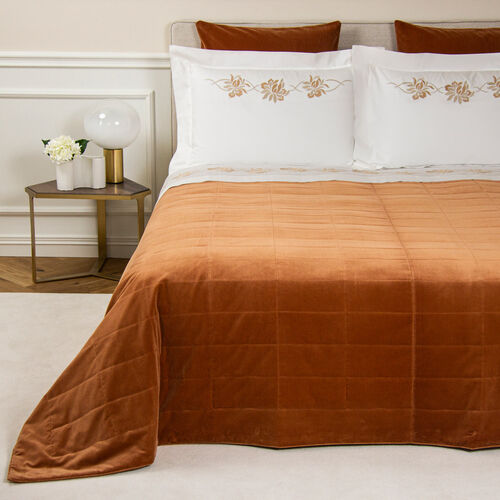 Luxury Cashmere Velvet Steppdecke