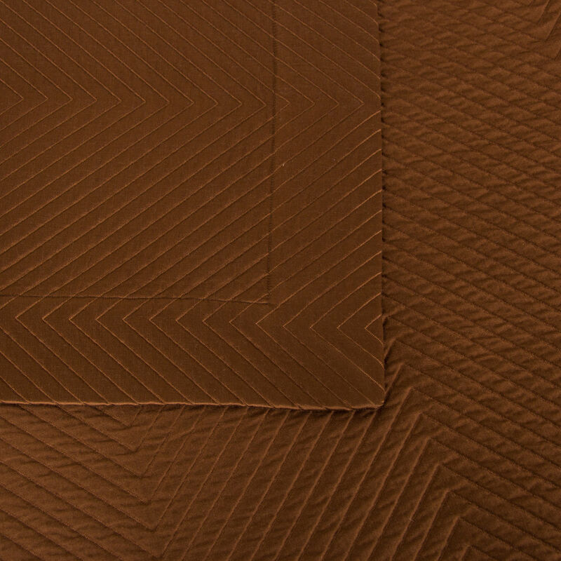 Luxury Herringbone Copriletto