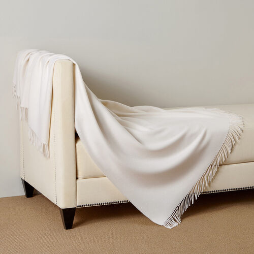 Pure Cashmere Throw