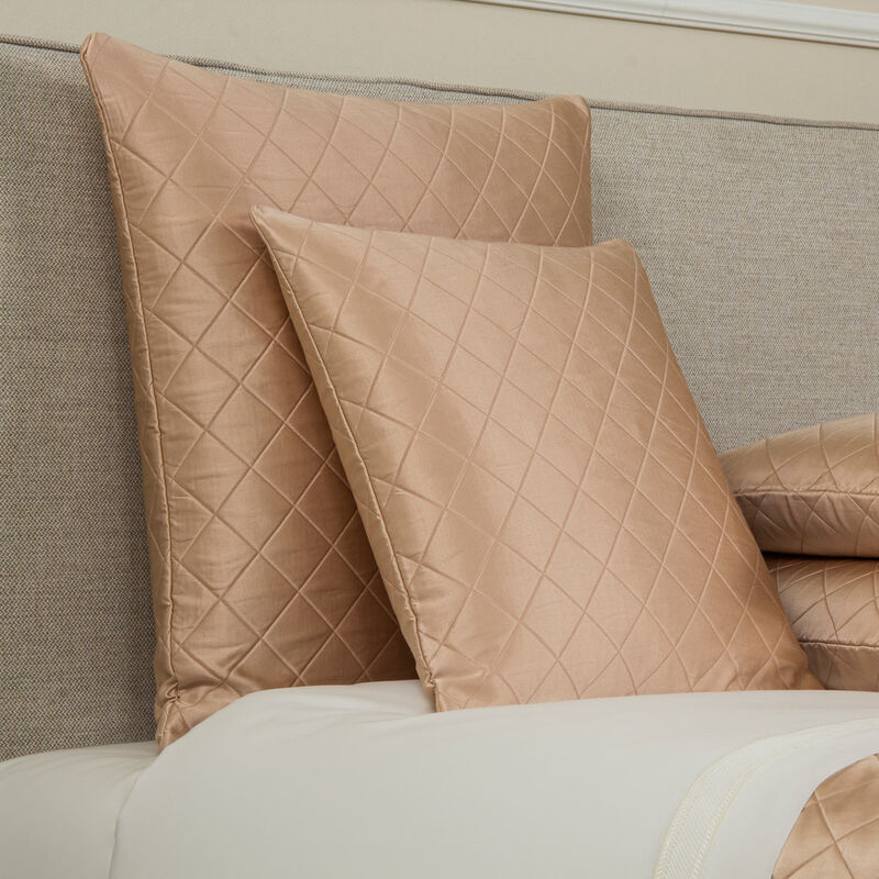 Luxury Lozenge Decorative Pillow
