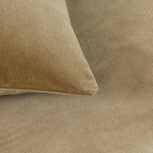 Luxury Cashmere Velvet Coussin Décoratif