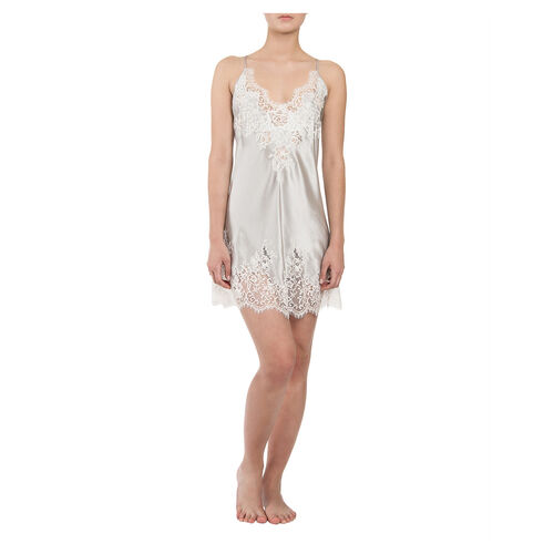 Shell Short Robe de Chambre