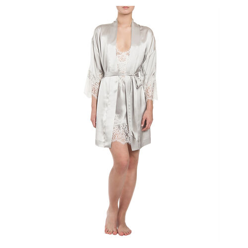 Shell Short Robe