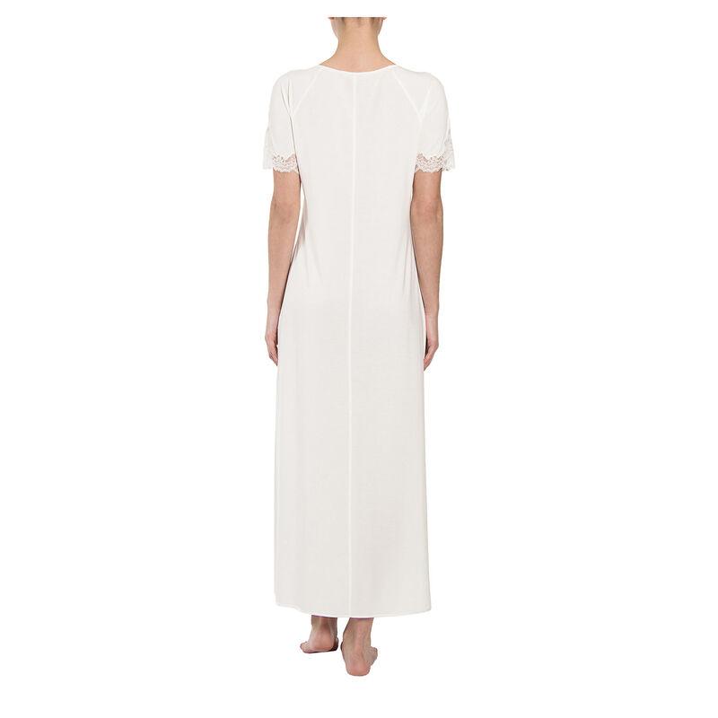 Cameo Short Sleeve Robe de Chambre