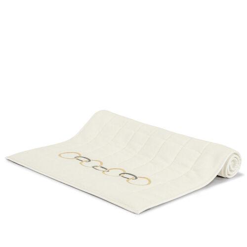 Links Embroidered Bath Mat
