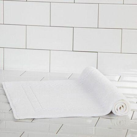 Checkerboard Bath Mat