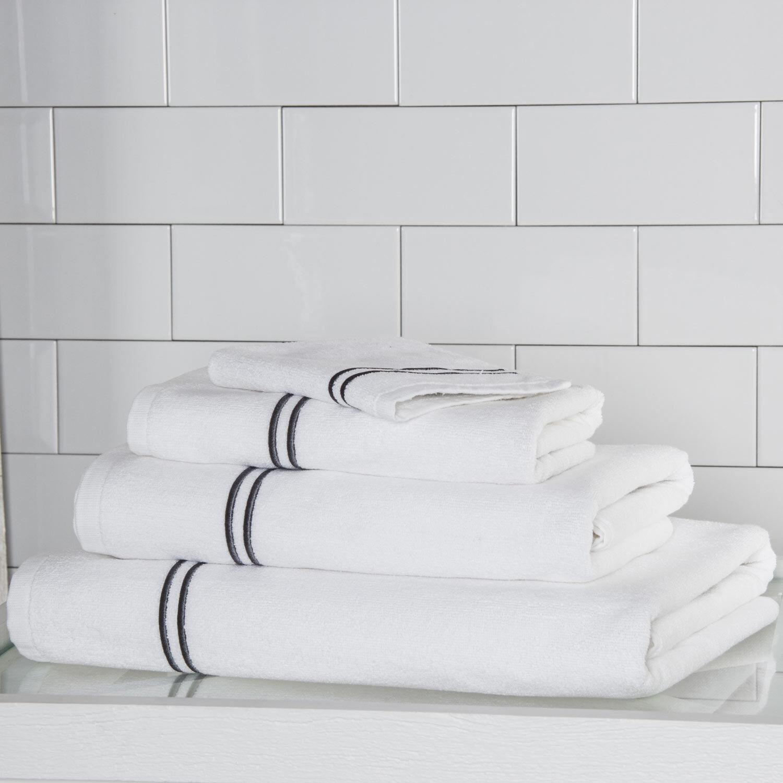 Bath Guest X 2 Frette 100 Cotton Bath Mat Hand X 2 Bath Towels X 2 White Home Furniture Diy Coccinelli De