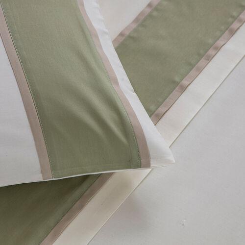 Fisico Sheet Set Ivory/Sage