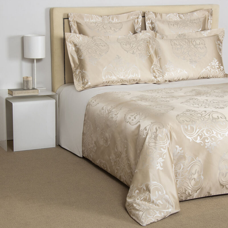 Ornate Medallion Duvet Cover Set