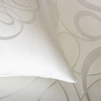 Luxury Sparkling Swirl Cuscino Decorativo
