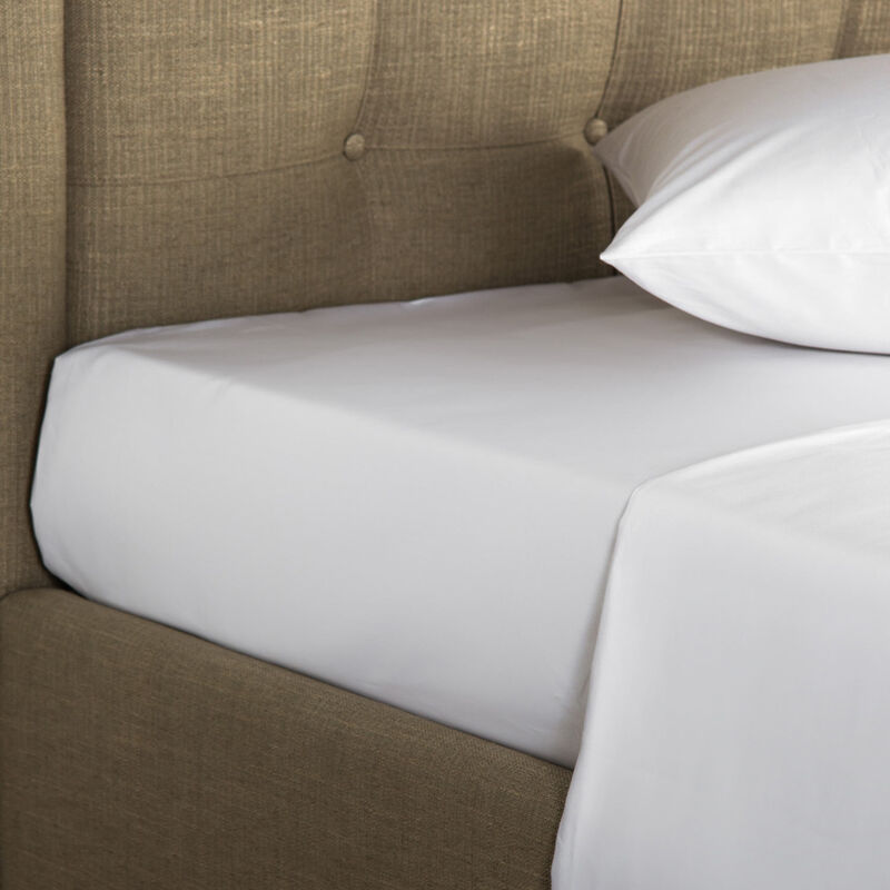 Bottom Sheet Fitted Percale