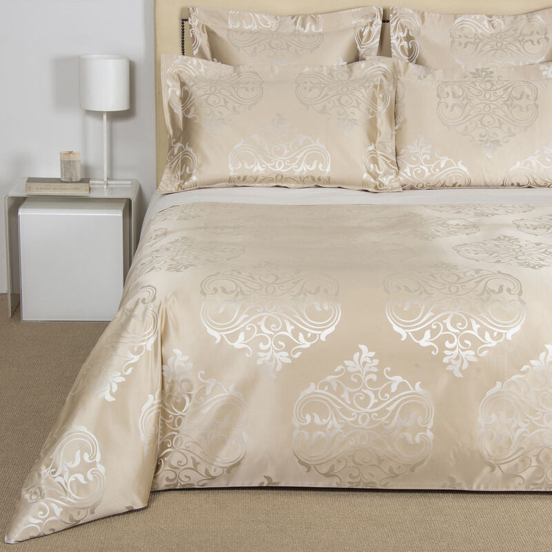 Ornate Medallion Duvet Cover