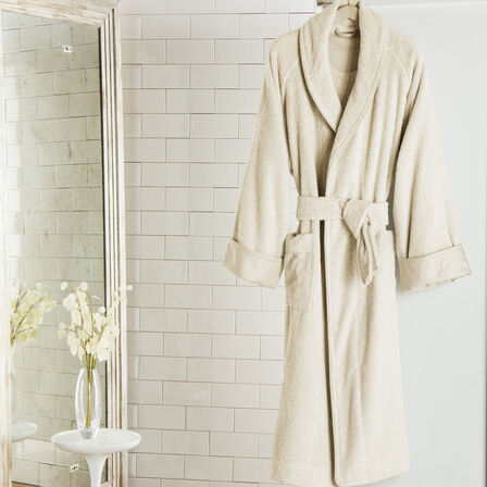 Unito Shawl Collar Bath Robe