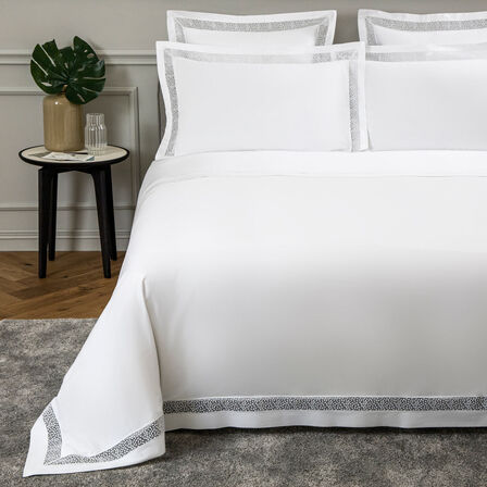 Forever Lace Duvet Cover