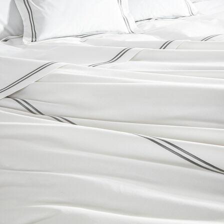 Hotel Classic Taie D'oreiller Carrée