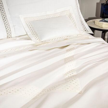 Lozenge Lace Sheet Set