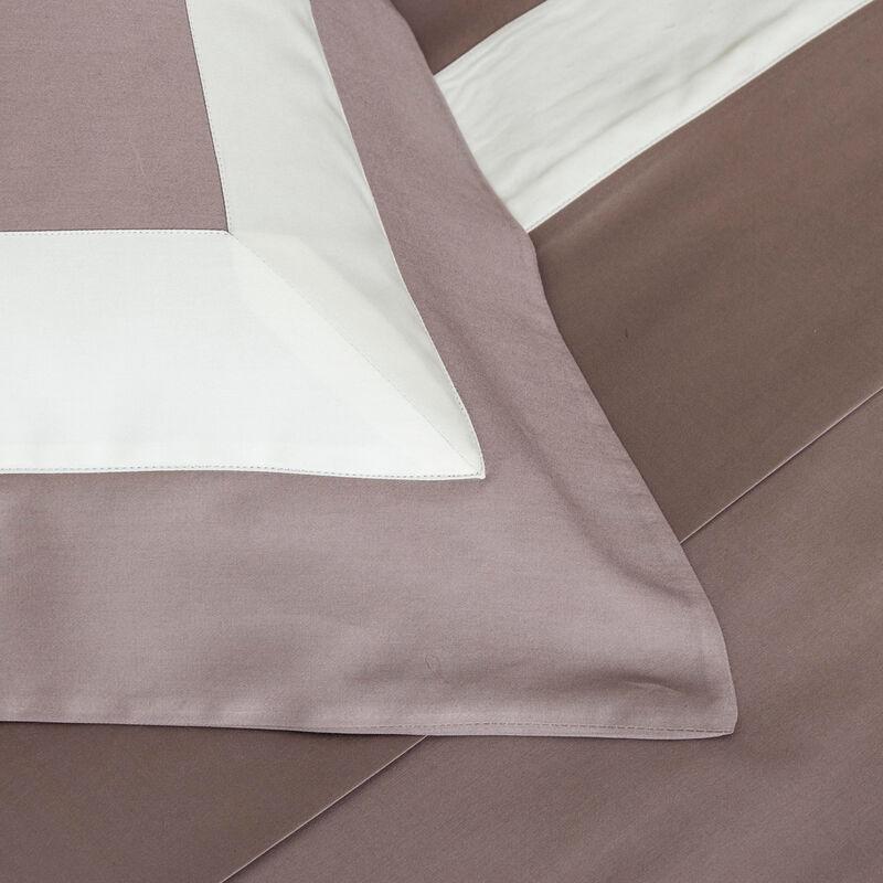 New Horizon Sheet Set Taupe Ivory