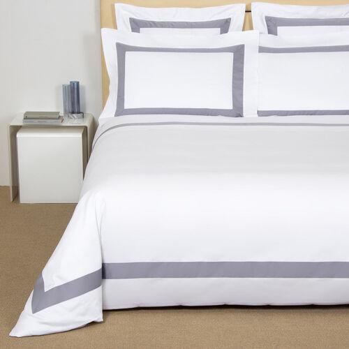 Bicolore Bettbezug Set