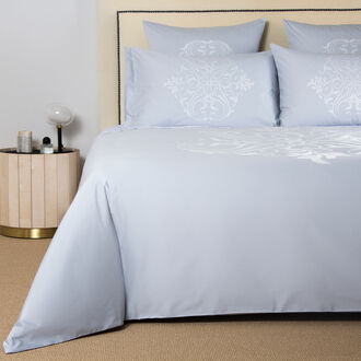 Medallion Heart Duvet Cover