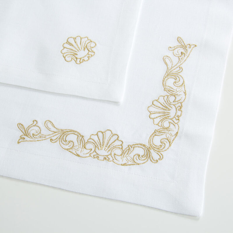Goddess Embroidered Placemat