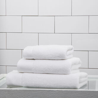 Diamonds Border Guest Towel