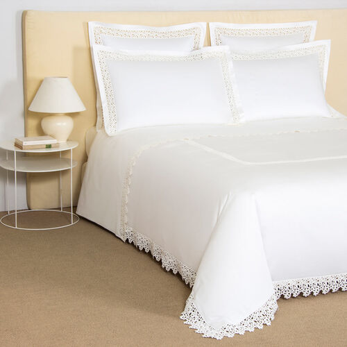 Rialto Lace Duvet Cover Set