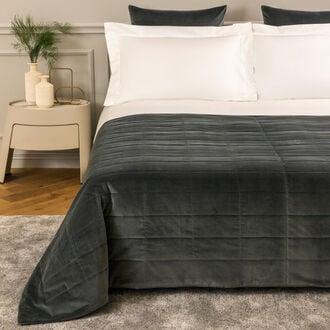 Luxury Cashmere Velvet Courtepointe
