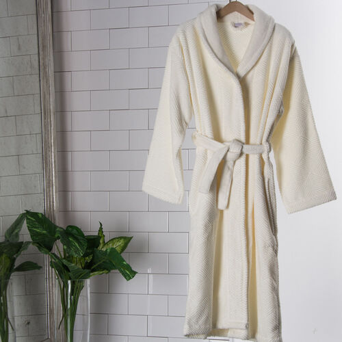 Diamonds Bathrobe