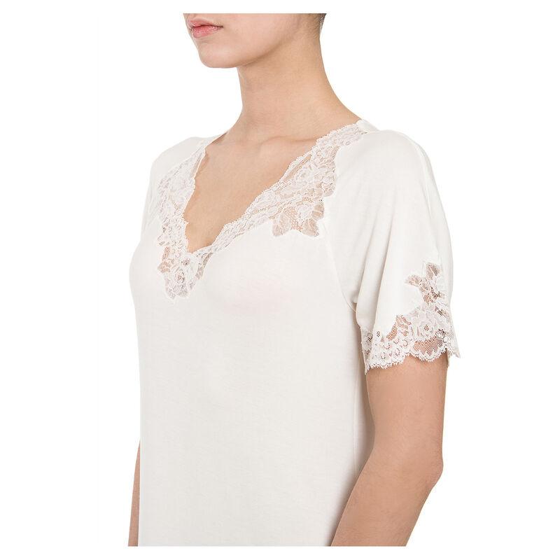 Cameo Short Sleeve Camicia da Notte