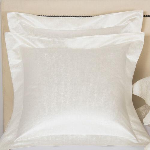 Luxury Glowing Weave Taie D'oreiller Carrée
