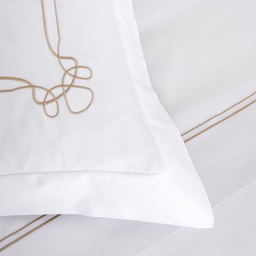 Sirmione Embroidered Duvet Cover