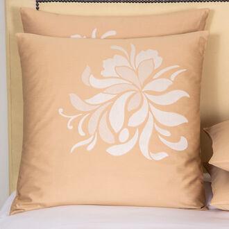 Lotus Flower Taie D'oreiller Carrée
