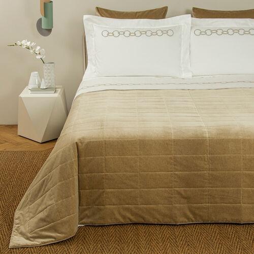Luxury Cashmere Velvet Steppdecke