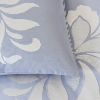 Lotus Flower Duvet Cover Set