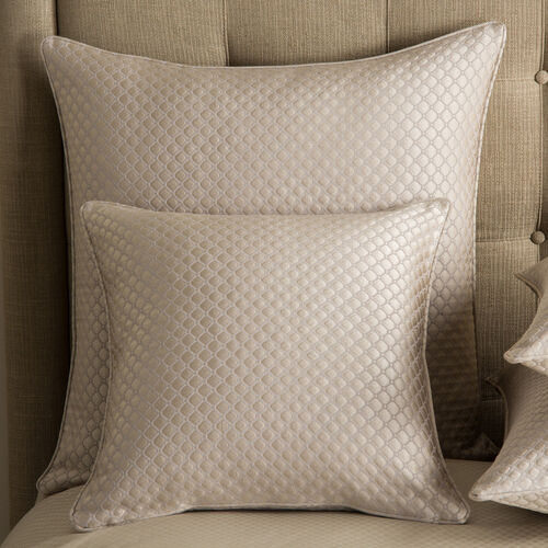 Illusione Silk Decorative Pillow