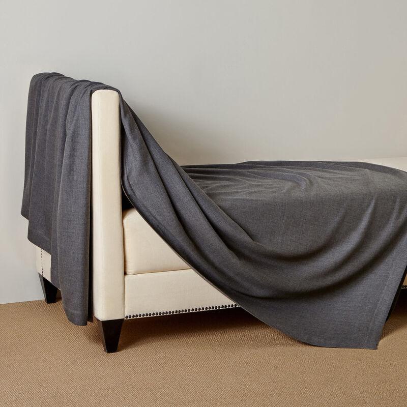 Simple Warm Wolldecke