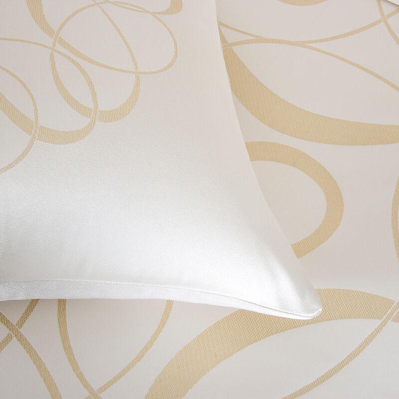 Luxury Sparkling Swirl Duvet Cover