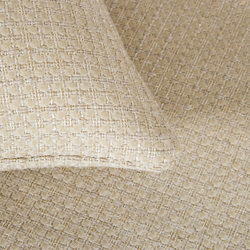 Luxury Luminescent Tweed Decorative Pillow