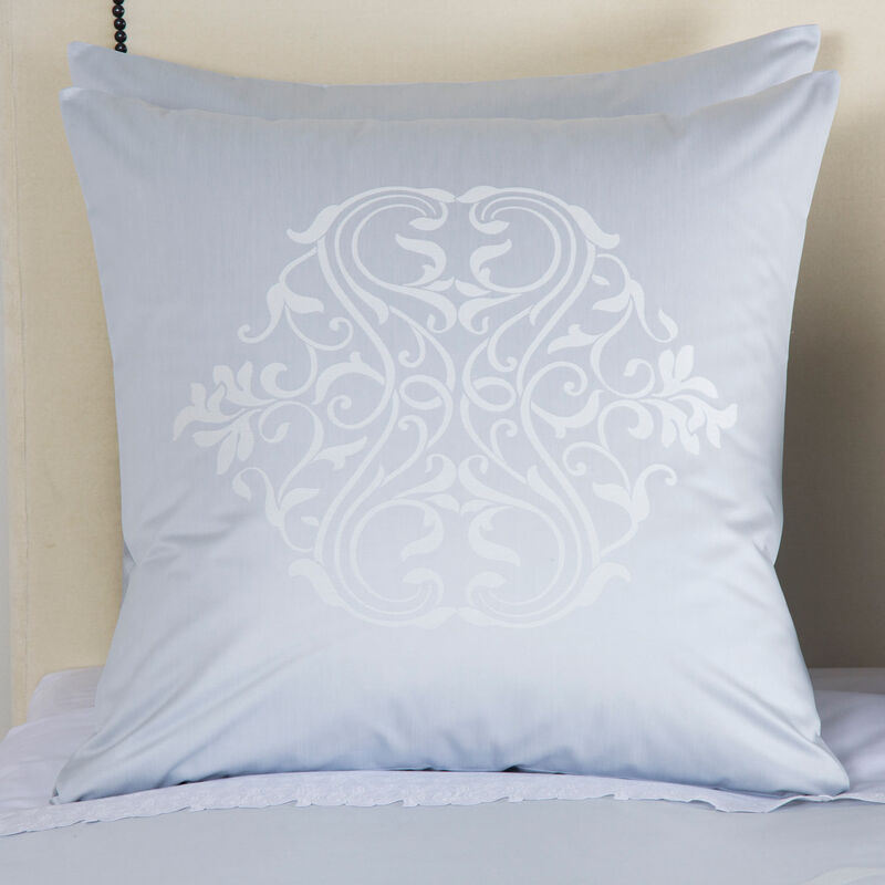 Medallion Heart Euro Pillowcase