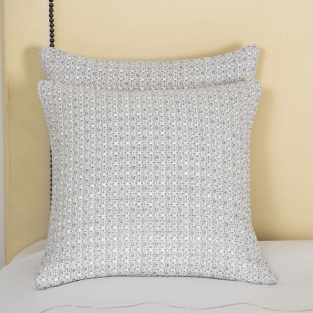 Luxury Luminescent Tweeds Decorative Pillow