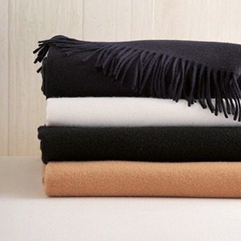 Spotlight on: Pure Cashmere Throw
